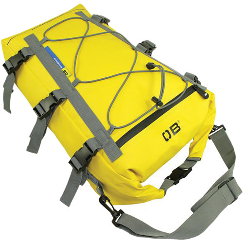 OverBoard Waterproof Kayak Deck Bag 20 L (Yellow)