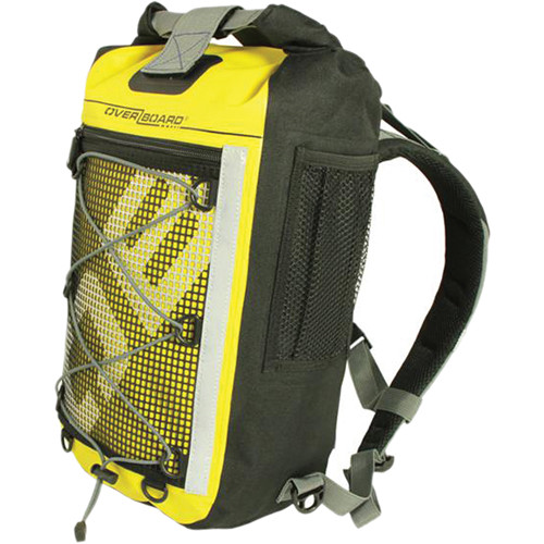 OverBoard Pro-Sports Waterproof Backpack 20 L (Yellow)