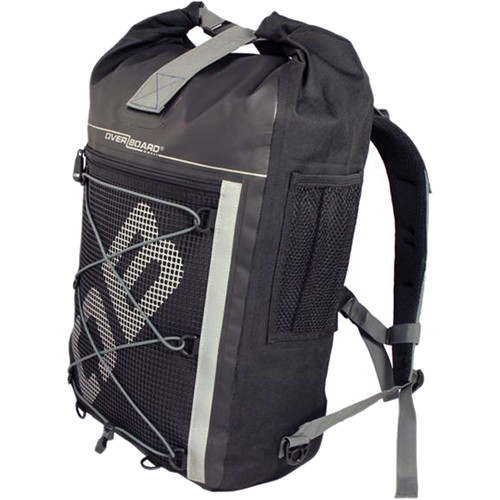 OverBoard Pro-Sports Waterproof Backpack 30 L (Black)