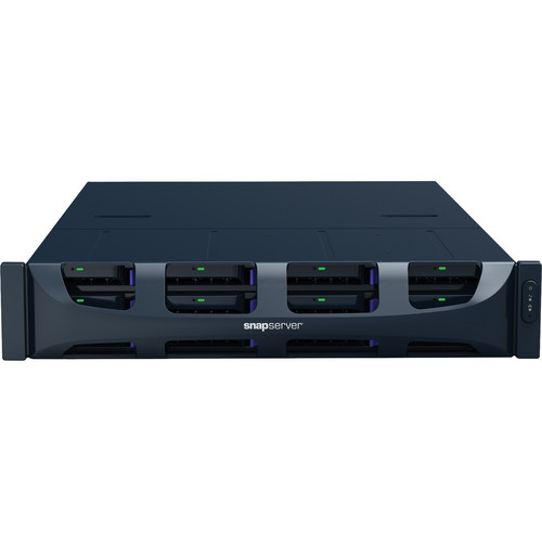 Overland 8 TB SnapServer DX2 12 Bay NAS Server