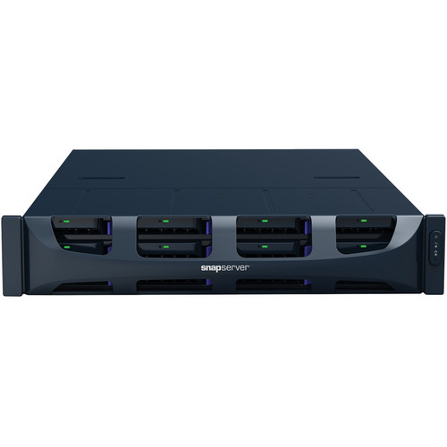 Overland 12 TB SnapServer DX2 12 Bay NAS Server