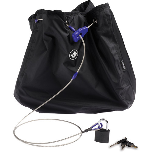 Pacsafe C25L Stealth Camera Bag Protector (Black)