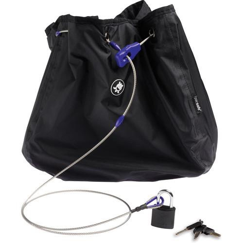 Pacsafe C35L Stealth Camera Bag Protector (Black)