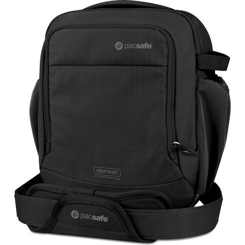 Pacsafe Camsafe V8 Anti-Theft Camera Shoulder Bag (Black)