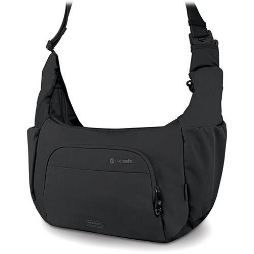 Pacsafe Camsafe Venture 12 Anti-Theft Sling Bag (Black)