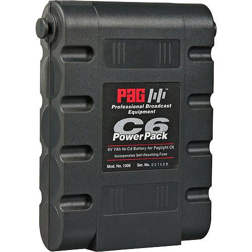 PAG PowerPack for C6 On Camera Light