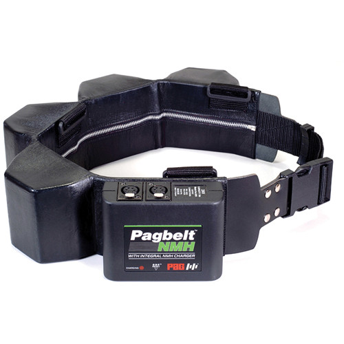 PAG Ni-MH Pagbelt with Integral Overnight Charger (12 V, 10 Ah)
