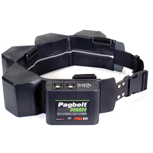 PAG Ni-MH Pagbelt with Integral Overnight Charger (14.4 V, 10 Ah)