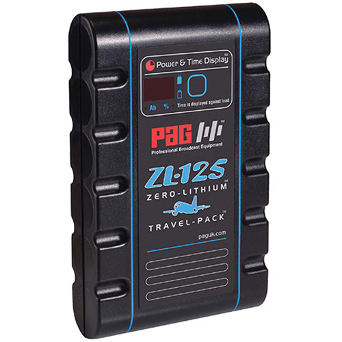 PAG ZL-125 Time Battery 13.2 V 125 Wh (V-mount)