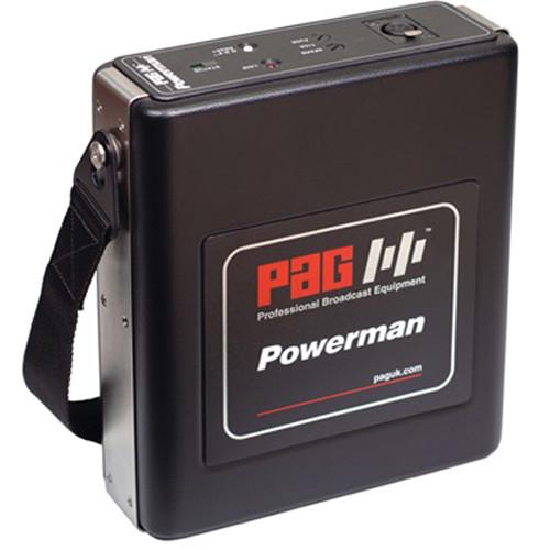 PAG Powerman 9330 Ni-Cad Battery Pack