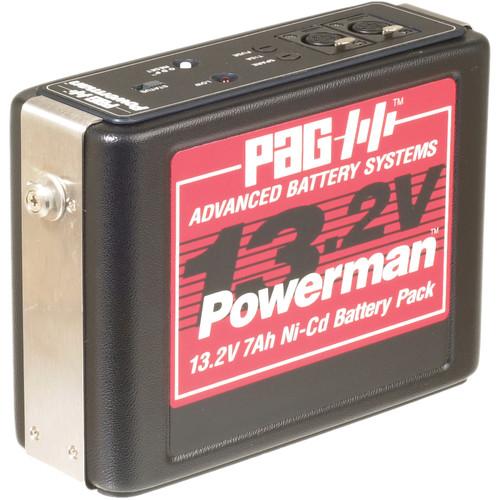 PAG Powerman 9338 Ni-Cad Battery Pack