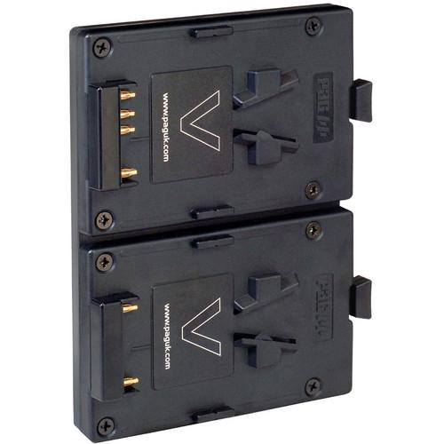 PAG 9552V Dual L-95V Battery Plate for 3-Stud AB