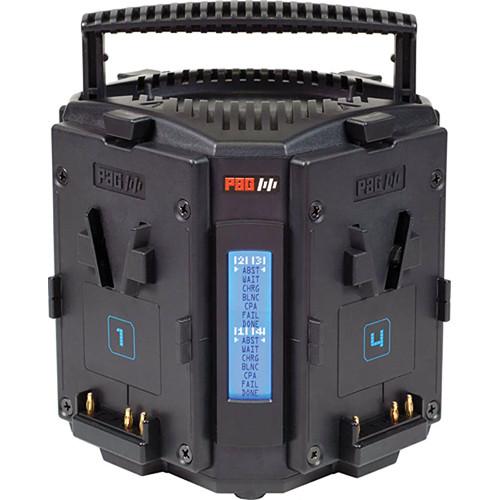 PAG 9702V Cube V-Mount Charger