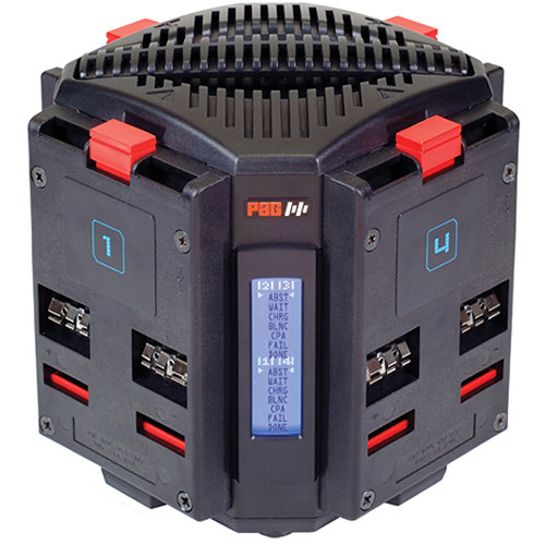 PAG Cube Charger (4 x PAGlok / Parallel Charger)