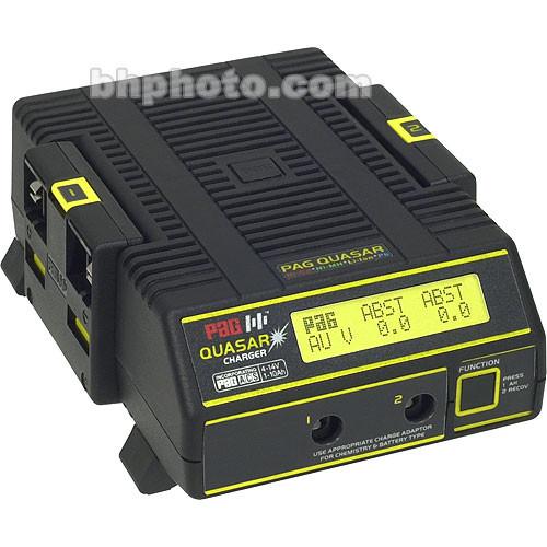 PAG Quasar 9726 2-Position PAGlok Battery Charger