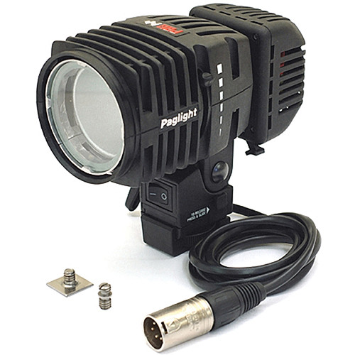"PAG 9956LD Paglight Camera Light with LED, Dimmer (XLR-4 Lead, 59"")"