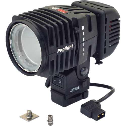 "PAG 9966LD Paglight Camera Light with LED, Dimmer (D-Tap Lead, 6"")"