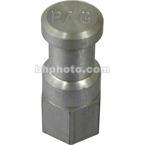 "PAG 9975 Spigot Pin - 1/2"" Stud to 1/4-20 Adapter"