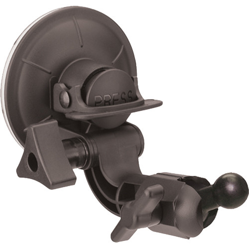 PANAVISE Window Mount With Adapter for Garmin GPS Units