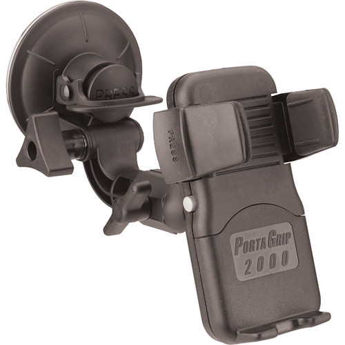 PANAVISE Window Mount With Electronics Holder