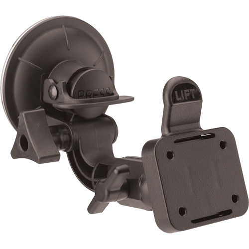 PANAVISE Quick Release Window Mount (Black)