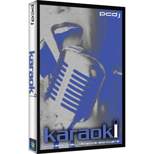 PCDJ Karaoke Professional Karaoke Software