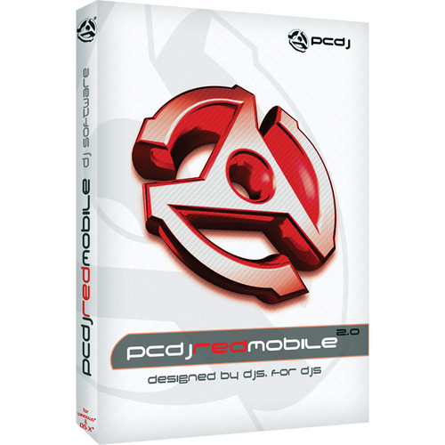 PCDJ PCDJ Red Mobile 2.0 Mobile DJ Software