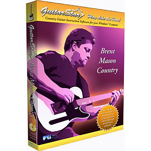 PG Music GuitarStar: Brent Mason Country
