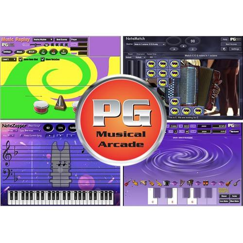 PG Music Musical Arcade