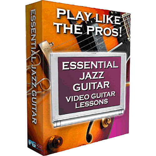"""PG Music Essential Jazz Guitar Vol. 2: 101 Phrases """"Low Comping"""" Phrases"""