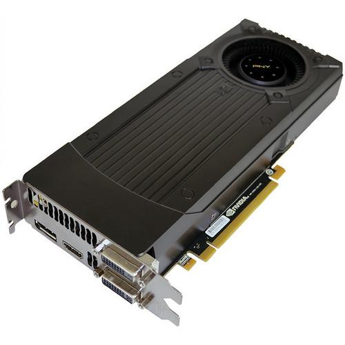 PNY Technologies GTX 660 TI 2048MB GDDR5 PCI-E Graphics Card