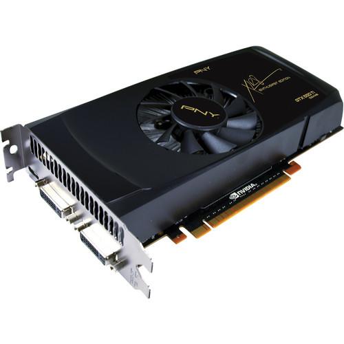 PNY Technologies nVIDIA GeForce GTX 550 Ti 1GB PCIe Graphics Card