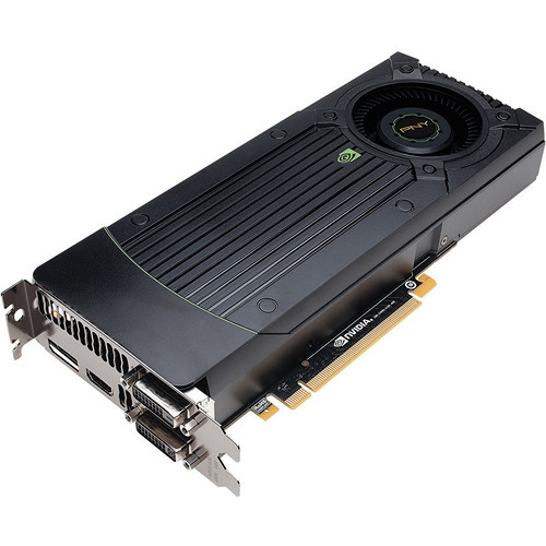 PNY Technologies GeForce GTX 670 Video Card