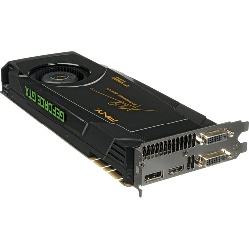 PNY Technologies nVIDIA GeForce GTX 680 2048MB PCIe Graphics Card