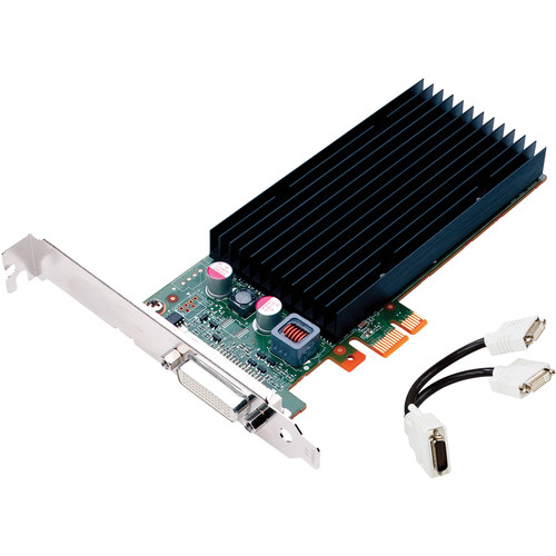 PNY Technologies nVIDIA NVS 300 x1 for DVI and VGA Display Card