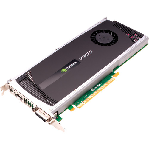 PNY Technologies nVIDIA Quadro 4000 for Mac Display Card