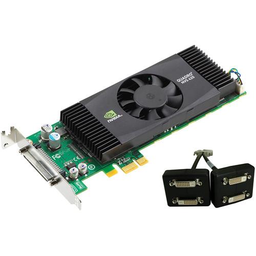 PNY Technologies nVIDIA Quadro NVS 420 x1 PCI Express Workstation Display Card