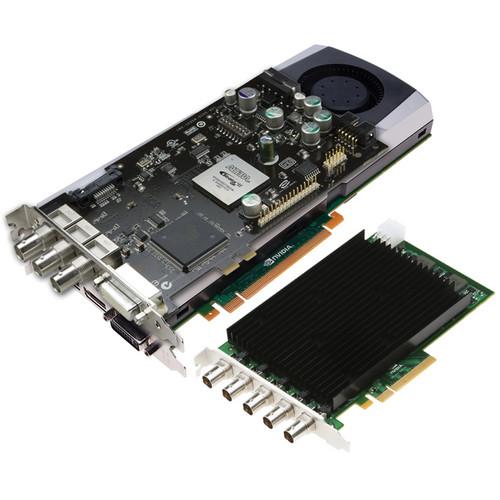 PNY Technologies nVIDIA Quadro 5000 SDI I/O Professional Graphics Board