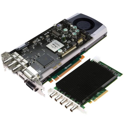 PNY Technologies nVIDIA Quadro 6000 SDI I/O Professional Graphics Board