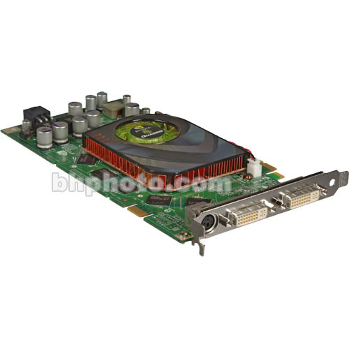 PNY Technologies nVIDIA Quadro FX 3500 x16 PCI-Express Workstation Display Card