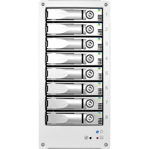 Proavio EditBOX 8-Drive Mini SAS Storage System with PCIe RAID HBA (16 TB)