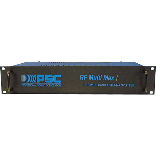 PSC RF MultiMax! UHF Splitter and Combiner
