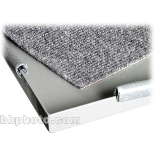 PSC Carpet Installed Option for Sound Equipment Cart