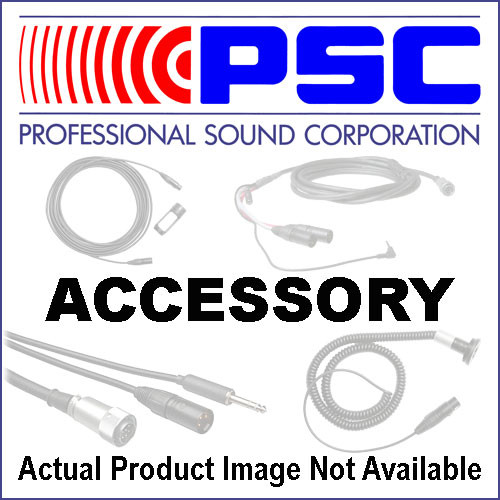 PSC PSFPSC1039LL 25' (7.6 m) BNC Male to Male Low-Loss Cable