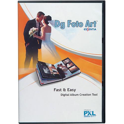 PXL Soft Dg Foto Art Essentia (CD)