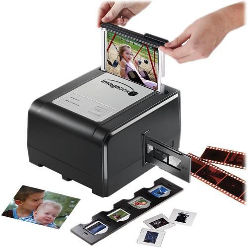 Pacific Image ImageBox Film/Slide/Photo To Digital Scanner
