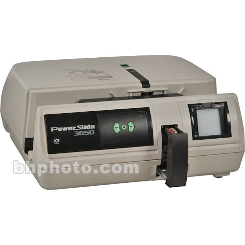 Pacific Image PowerSlide 3650 Automated 35mm Slide Scanner