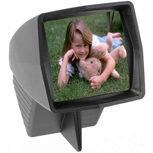 Pana Vue #1 Illuminated Slide Viewer for 35mm Transparencies