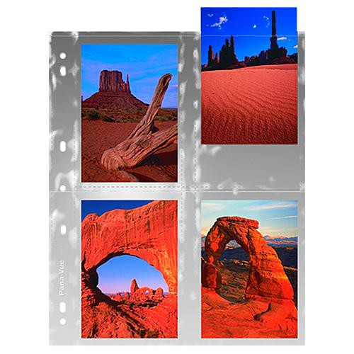 """Pana-Vue Print Page (3.5 x 5"""", 100 Pages)"""