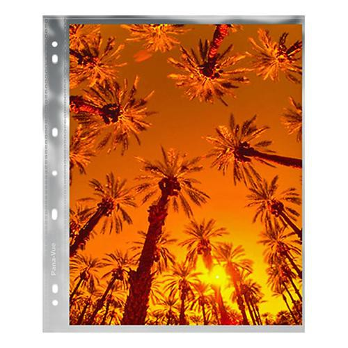 """Pana-Vue Print Page (8.5 x 11"""", 100 Pages)"""